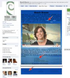 BB FaceBook Landing Page