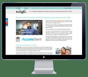 papandreas website development