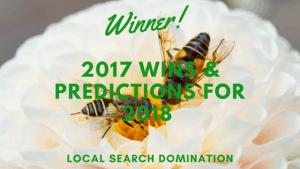 Local Search Domination Winner!