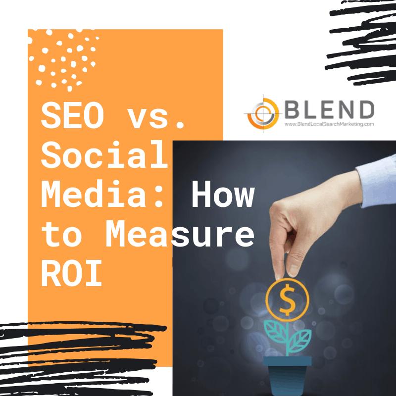 SEO vs. Social Media: How to Measure ROI