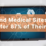 Health and Medical Sites Rely on Google for 87% of Their Traffic