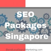 SEO Packages Singapore