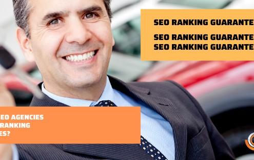 SEO Ranking Guarantees