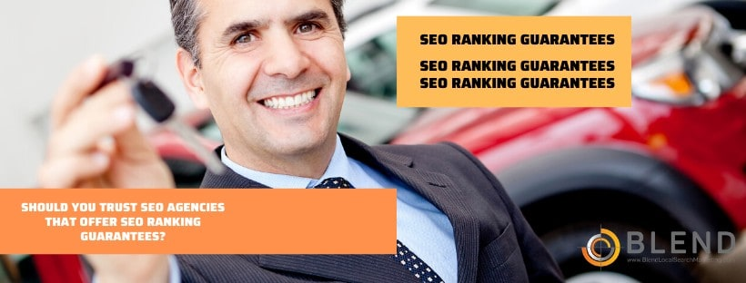 SEO Ranking Guarantees