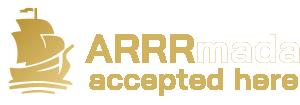 Arrrmada - Pirate Chain Accepted Here